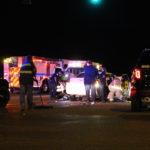 Three people injured after major traffic collision on Santa Fe