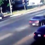 SLOW DOWN! Video shows vehicle traveling at a high rate of speed in Atwater