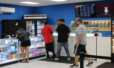 Cannabis store officially opens in Atwater