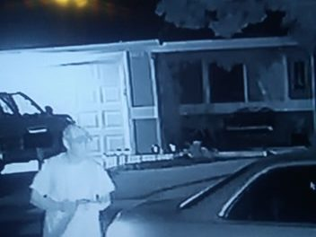 Suspected camera thief in Atwater