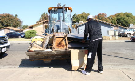 Take Back Our Neighborhood event takes place in Atwater