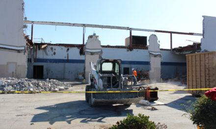 Renovations begin at former Sears building