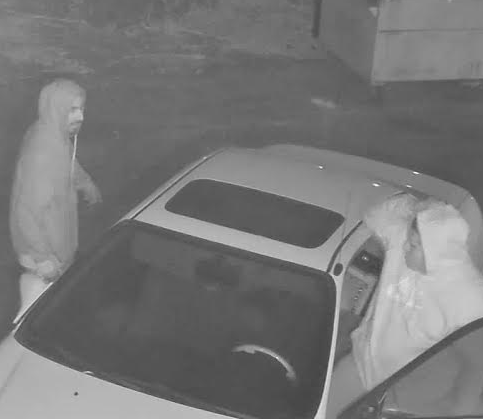 Caught on Camera: Video shows 2 suspects breaking into local Merced business