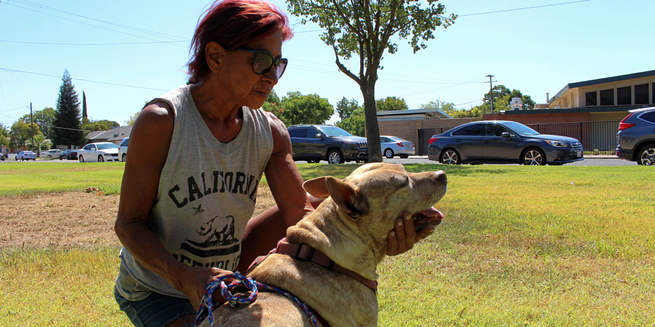 Homeless Merced woman plans another run for mayor