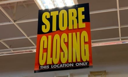 Retail store closing in Merced
