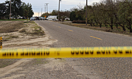Officer shot, sustains minor injuries in Merced County
