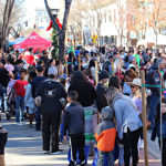 Thousands of people flood downtown Merced for Cheerful Giving event