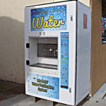 Former councilman donates first no cost water filling station to Livingston