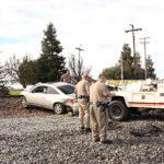 Woman medi-flighted after traffic collision on Santa Fe