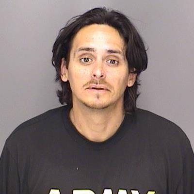 Man arrested after stolen vehicle pursuit