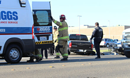 Motorcyclist injured after traffic collision in Atwater