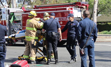 Two injured after traffic collision in Merced
