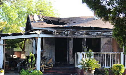 Atwater home catches fire, family displaced