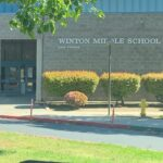Chromebooks for check out, liability form required at Winton Middle School
