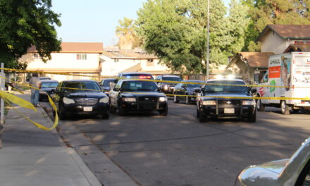 Gunfire exchanged in Atwater neighborhood,