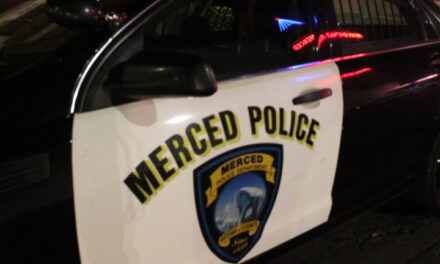 Man awoken by glass shattering in alley, shot, airlifted in Merced