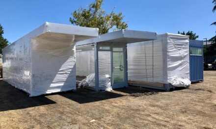 """Merced County's homeless """"Navigation Center"""" to have homeless stay in shipping containers, temporarily"""
