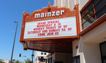 Mainzer to open outdoor dining area, theater, games, bar opening soon