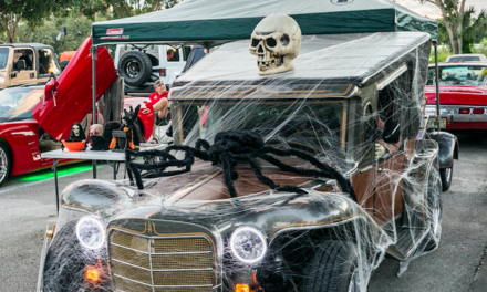 Merced to have drive-thru Halloween Street Bash