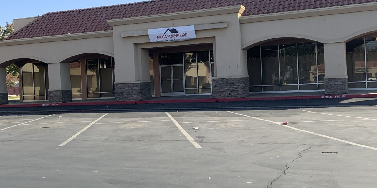 New business moving into former Fashion Bug in Atwater