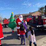 Annual Cheerful Giving event leaves more than a thousand children with toys in Merced