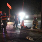 Pregnant woman airlifted, two others injured in Atwater crash
