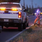 Bicyclist killed, suspect says he thought he hit a deer