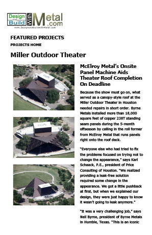 Miller Outdoor Theater [PDF]