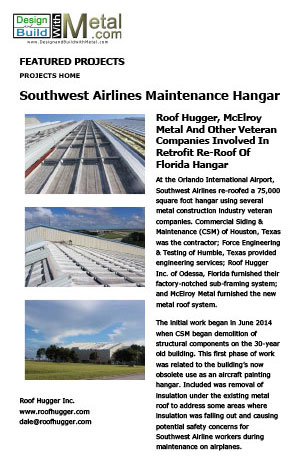 Southwest Airlines Maintenance Hangar [PDF]