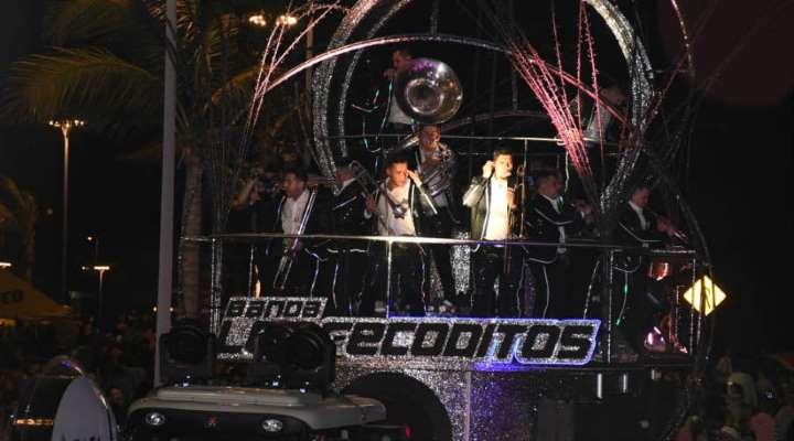 Banda los Recoditos celebra a lo grande su 30 aniversario