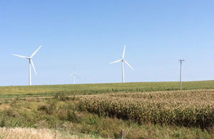 Leasing Land for Wind Energy Production