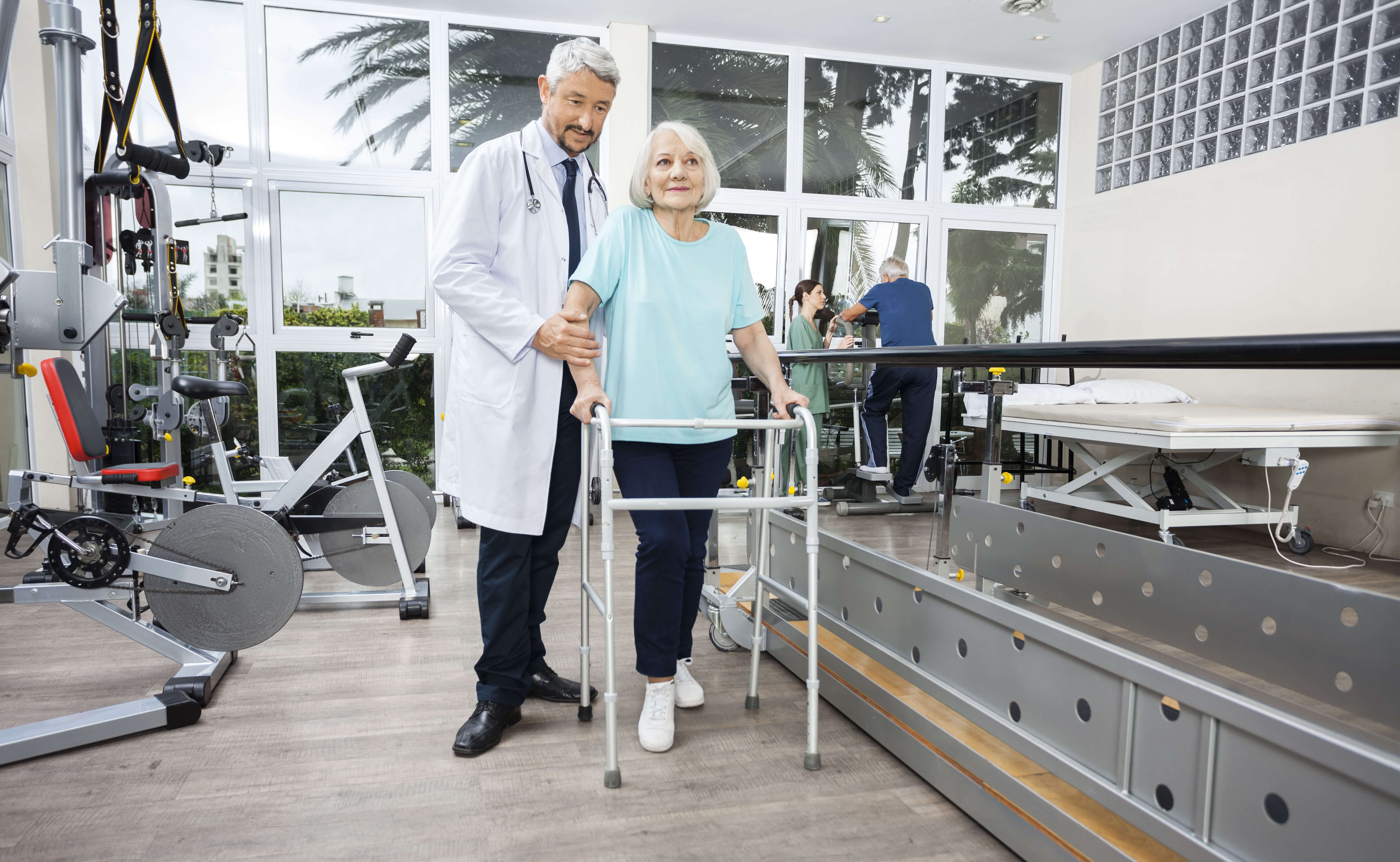 Balance and Gait Treatment