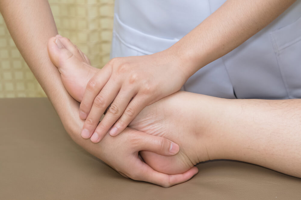 Expectations for Sprained Ankle Recovery Time