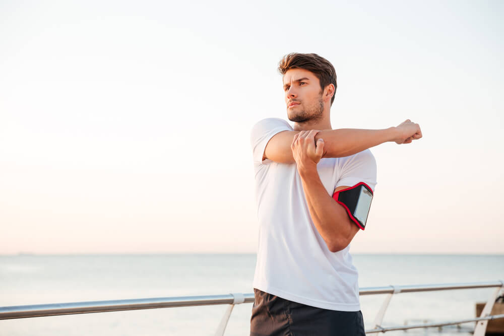 Stretches for Shoulder Blade Pain