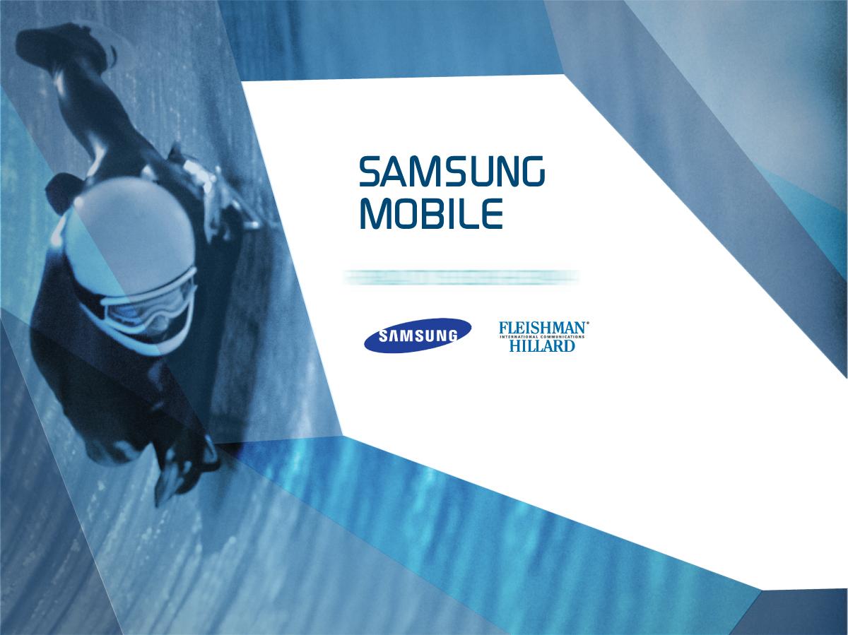 Samsung Pitch: Sochi Olympics
