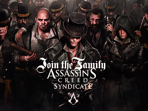 Ubisoft Pre-Launch Program for Assassin's Creed Syndicate: Join the Family