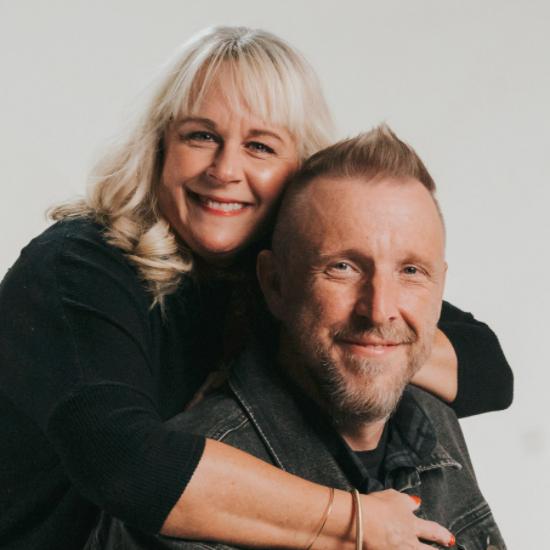 Pastors Pat & Kim Aube