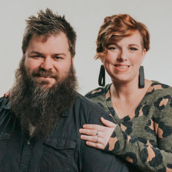Pastors Drew & Deaira Robbins