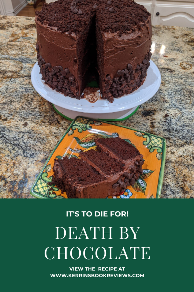 Death by Chocolate Pinterest