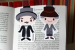 Hercule Poirot and Miss Marple