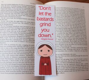 Hand Maid's Tale Bookmark
