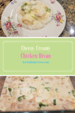 Chicken Divan Pinterest