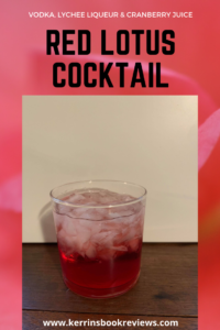 Red Lotus Cocktail