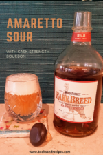 Amaretto Sour with Kentucky Bourbon