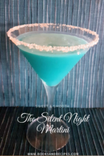 Silent Night Martini