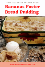New Orleans Bananas Foster Bread Pudding