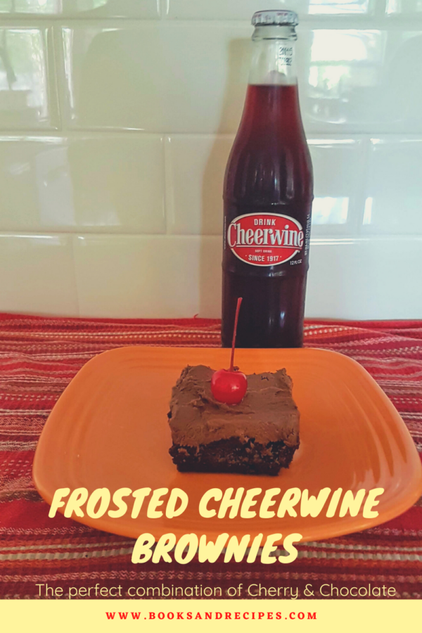 Cheerwine Brownies