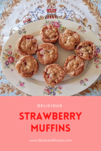 Strawberry Muffins- pin