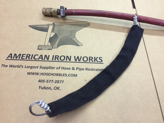 American Iron Works Cable Whip Check