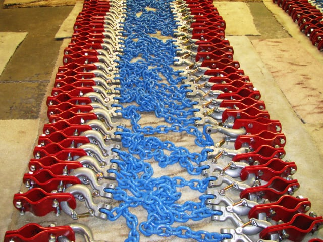 American Iron Works Hose Hobble Group